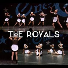 Dance Moms - Season 4 Episode 16 - The Royals Group Dance, Show Dance, Dance Art, Dance Moms Season 4, Dance Moms Costumes, Mom Song, Dance Pictures, Famous People, Tv Shows