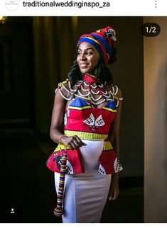 wow these traditional african fashion really are amazing Pic# 8250 Traditional Wedding Attire, African Traditional Wedding, African Traditional Dresses, Traditional Fashion, Traditional Outfits, Traditional Weddings, African Wedding Attire, African Attire, African Wear
