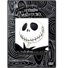 DVD O Estranho Mundo de Jack: Edição de Colecionador