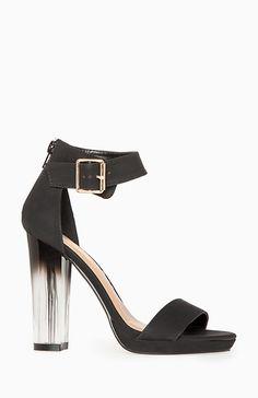 Modern Sandal Heels | DAILYLOOK