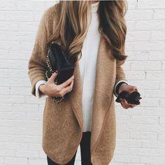 camel + coat