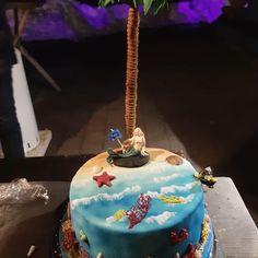 Unterwasser Taucher Torte Birthday Cake, Desserts, Food, Scubas, Homemade, Pies, Birthday Cakes, Meal, Deserts