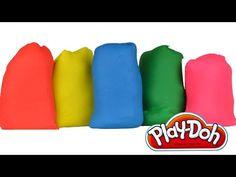 Frozen Play doh Kinder Surprise eggs Peppa pig Toys English Goofy Playdough Egg #frozen #peppapig #disney #goofy #surprise