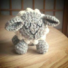 Free Crochet Sheep pattern                                                                                                                                                                                 More