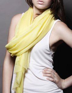 Ezma Souffle Stark Canary Yellow