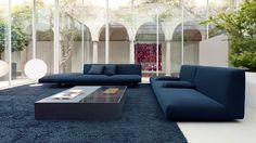 Good Design Awards 2015 per Paola Lenti Outdoor Garden Furniture, Outdoor Decor, Sofa Design, Interior Design, Paola Lenti, Interior Minimalista, Sofa Furniture, Elle Decor, Design Awards