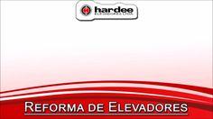 Reforma de Elevadores - Hardee Elevadores LTDA.