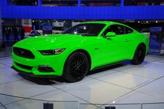 2015 Ford Mustang Black 5.0