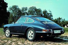 911 S, the first sportive porsche