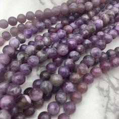4mm Round Beads Larimar Quartz 301054004 15.5 Inch