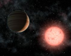 The Strangest Exoplanet Ever: GLIESE 436 B – A Burning Ice Cube