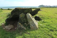 The Silicon Tribesman • Caer-Dyni Neolithic Burial Chamber, Criccieth,...