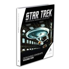 rogeriodemetrio.com: Star Trek Designing Starships Book Volume 1