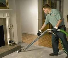 Cleaning Carpet Odors...