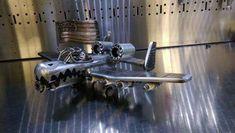 Piston Head Airplane
