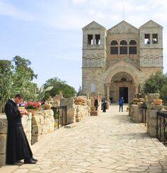 Church of The Transfiguration, Mt Tabor, Israel