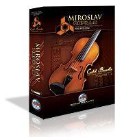 Buy Miroslav Refill: Gold Bundle (sample libraries, sample cds)