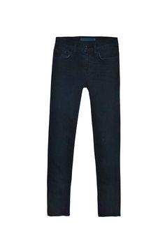 J Brand Mid-Rise Skinny Leg Jeans, $189; jbrandjeans.com  Read more: Denim Skirts, Jackets, Jeans, Shirts and Dresses for Women - Best Denim Clothing - ELLE  Follow us: @ElleMagazine on Twitter | ellemagazine on Facebook  Visit us at ELLE.com