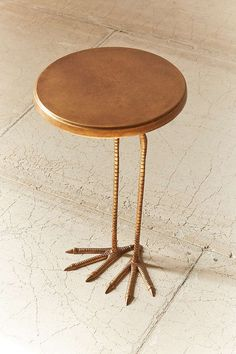 Slide View: 1: Birdy Side Table