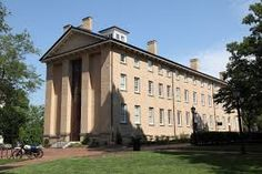 Old East men's dormitory and the oldest building at UNC