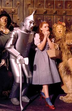 Lion C4 10-The Wizard of Oz Dollar Bills Yellow Brick Road Dorothy Tin Man