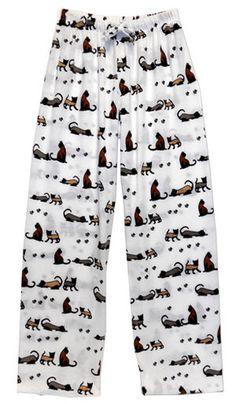 Cat Pajama Pants by Gotkey, $25.00