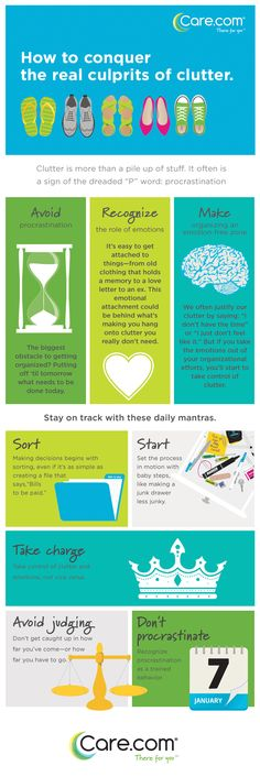 Staying organized, tips for cleaning and organizing, and help for moms