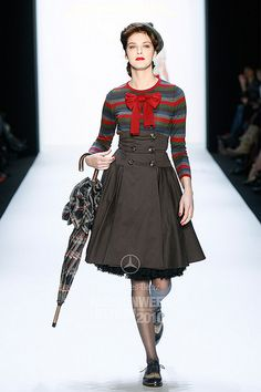 Great outfit, Lena Hoschek aw 2010