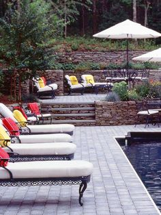 Outdoor Hangouts On Pinterest Hot Tubs Pools And Log Furniture