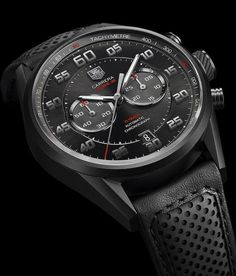 Baselworld 2013: TAG Heuer Carrera Caliber 36 Flyback Chronographs