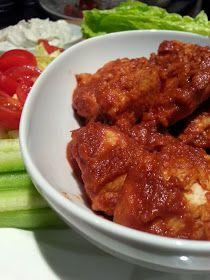 Slimming World Delights: Buffalo Chicken