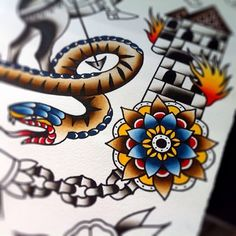 nosettledlife:  I have time this week if you'd like a tattoo....