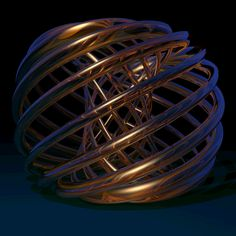 another very creative title just another small animation, made in blender and cycles as usual Torus Optical Illusion Gif, Cool Optical Illusions, Art Optical, Illusion Art, Alex Gray Art, Alex Grey, Grey Art, Printable Images, Arte Steampunk