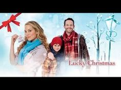 Lucky Christmas Movie 2016, Hallmark Christmas Movie - YouTube New Hallmark Christmas Movies, Christmas Movies List, Christmas Shows, Merry Christmas To All, Hallmark Movies, Christmas Videos, Holiday Movies, Movie Gifs, Movie Tv