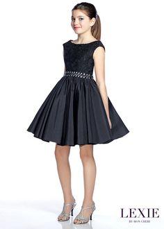 Lexie by Mon Cheri TW21534 Elegant Girls Party Dress