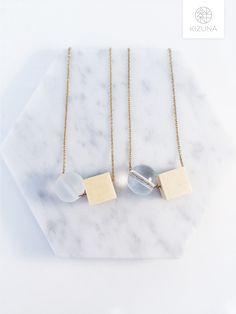 Cat Wedding, Wooden Cubes, Trendy Necklaces, Arrow Necklace, Globe, Gifts, Accessories, Jewelry, Bijoux