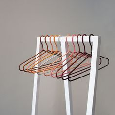 Loop Stand Hall by Leif Joergensen and Cord Hanger Fade | buy it in Domésticoshop.com