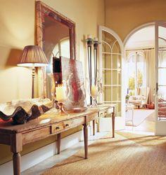 Ideas para decorar el recibidor de tu hogar - http://www.decoora.com/ideas-para-decorar-el-recibidor-de-tu-hogar.html
