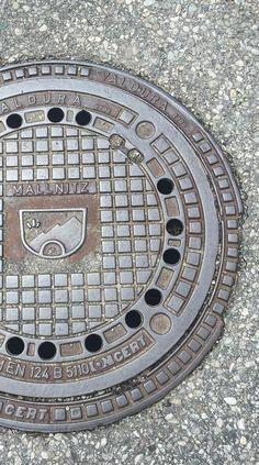 Mallnitz: Kanaldeckel-Souvenir aus Kärnten (Blogpost)