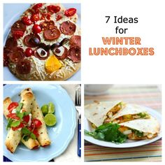 7 Awesome Winter School Lunch Ideas