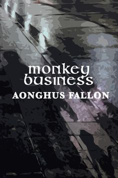 """""""Monkey Business""""  ***  Aonghus Fallon  (2014)"""