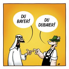 Dubaier By volkertoons   Love Cartoon   TOONPOOL
