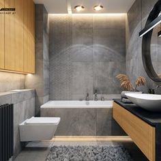 Bathroom Design Small, Bathroom Interior Design, Flat Ideas, Industrial Bathroom, Dream Apartment, Bathroom Inspo, Minimalist Interior, Sink, Bathtub