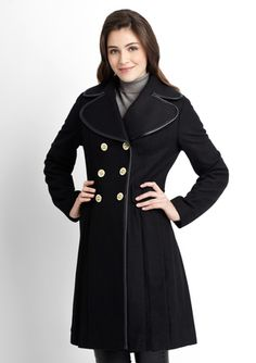 JESSICA SIMPSON Faux Leather Lined Pleated Coat $79.99