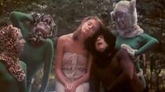 Kristine DeBell next to Gloria Jean | Bunnybun's Classic Movie Blog
