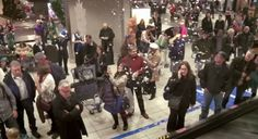 カナダの航空会社が行った粋なクリスマスプレゼントに乗客歓喜! 動画は再生回数1000万回超えの大ヒット中