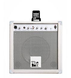 The Box - Amplificateur + Station Mp3 - Fleux'