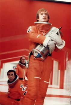 SPACE 1999 Cast Picture
