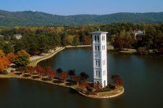 Clock Tower Furman University,Greenville SC