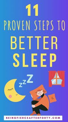 How to sleep better naturally, how to use natural remdies for better sleep every night, sleep training